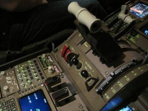 more cockpit